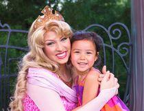 Nothing's better than getting a hug from a Disney Princess at Walt Disney World. (Jon McCarthy/QMI Agency)