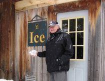 There's no shortage of ice and snow at Deerhurst Resort in Muskoka. (Barbara Fox photo)
