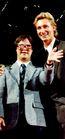Joey Moss and Wayne Gretzky