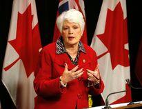 Ontario Education Minister Liz Sandals. (Michael Peake/Toronto Sun files)