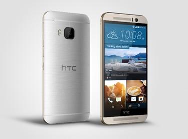 HTC One M9. (Supplied)