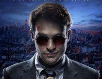 "The poster for Marvel's ""Daredevil."""