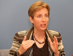 NDP health critic France Gelinas.