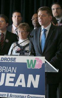 Brian Jean Wildrose leadership hopeful