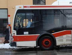 TTC bus (Toronto Sun files)