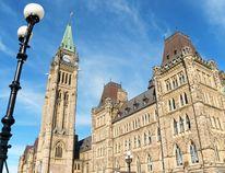 Canadian Parliament buildings on Parliament Hill. (Fotolia)