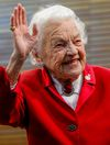 Former Mississauga mayor Hazel McCallion. (Dave Thomas/Toronto Sun)