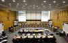 London city council chambers. (Free Press file photo)
