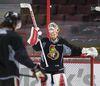 Ottawa Senators goaltender Andrew Hammond. (Errol McGihon/Ottawa Sun/Postmedia Network)