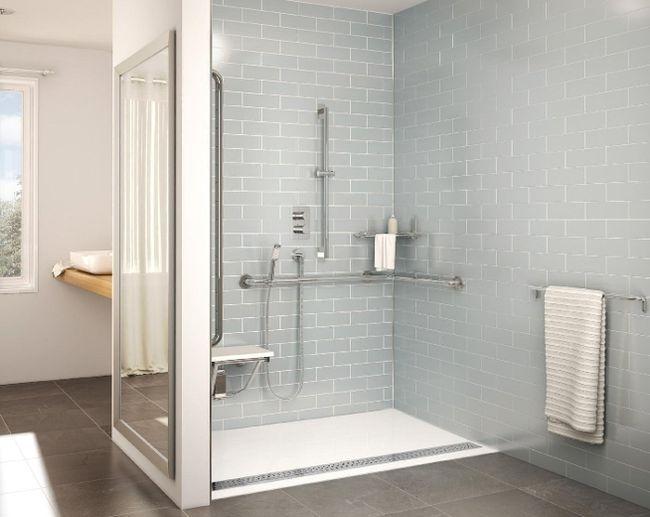 Consider future needs in bathroom the london free press for Future bathroom designs