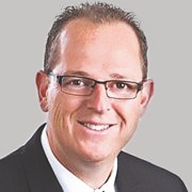 OPPA president Jim Christie.