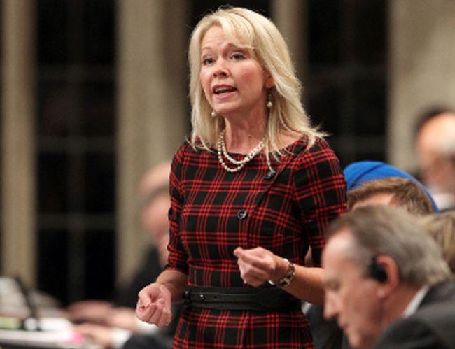 Portage-Lisgar MP Candice Bergen. (SUPPLIED PHOTO)