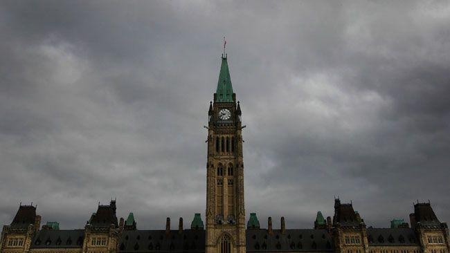 Parliament hill in Ottawa,  July 24, 2013.  (Tony Caldwell/ QMI Agency)