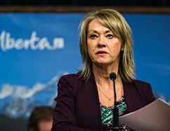 Municipal Affairs Minister Diana McQueen. (CODIE MCLACHLAN/Edmonton Sun)