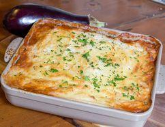 Vegetarian Moussaka prepared by Jill Wilcox in London, Ontario on Thursday, March 12, 2015.DEREK RUTTAN/QMI AGENCY