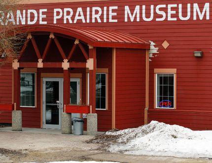 The Grande Prairie Museum DHT file photo