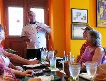 Chef Javier Cotto
