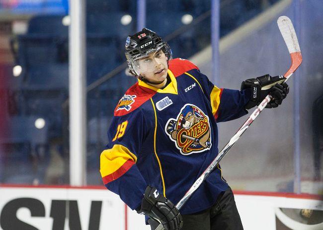 Dylan Strome from the Erie Otter OHL team. (Bob Tymczyszyn/QMI Agency)