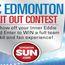 FC Edmonton Kit Up Contest Button