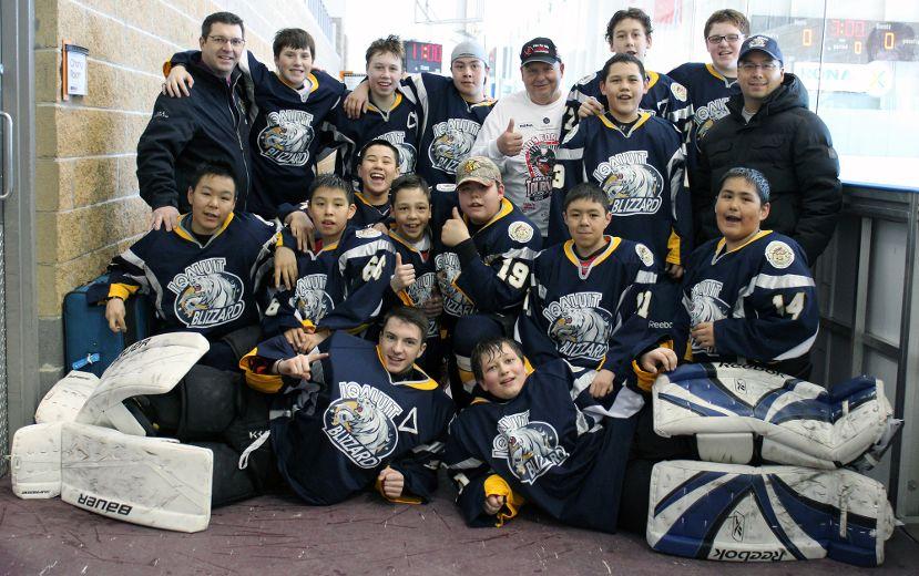 Iqaluit hockey