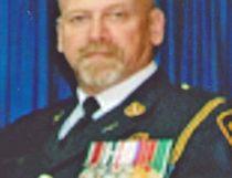 Orillia OPP Sgt. Russell Watson (Supplied)