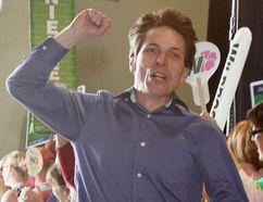 Former Wildrose candidate Bill Jarvis in April, 2012. AL CHAREST/CALGARY SUN/QMI AGENCY