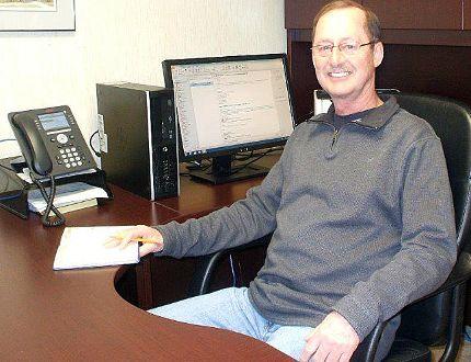Wawa Mayor Ron Rody says he's enjoying his new post.
