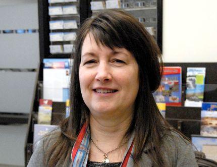 Beaverlodge Mayor Leona Hanson