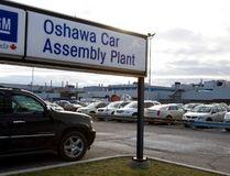 A union study found Ontario will lose 33.000 jobs of GM's Oshawa plant shuts down. (Toronto Sun files)