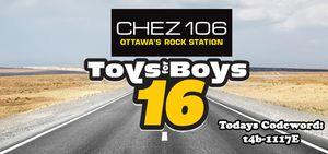 2015 Toys For Boys - April 17