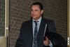 GATINEAU - April 2, 2015 - Patrick Brazeau enters court. (JOEL WATSON/Ottawa Sun)