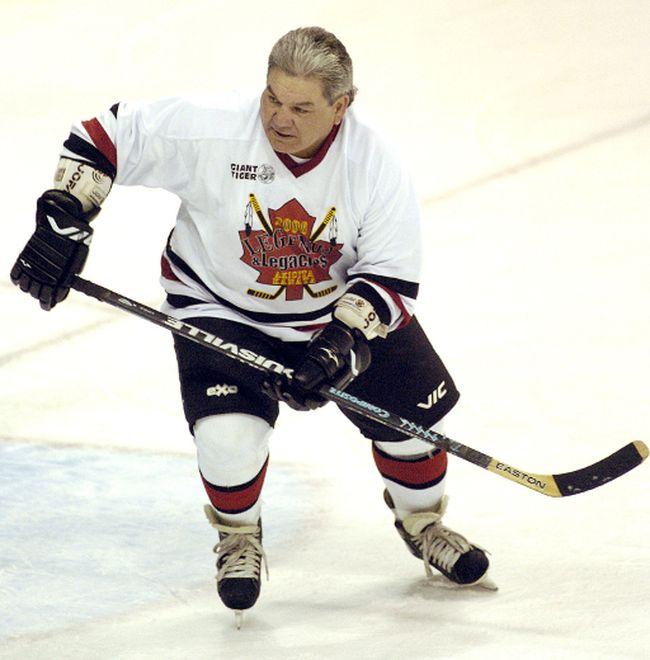 Ex-NHLer Stan Jonathan (File photo)