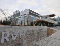 Royal Victoria Regional Health Centre in Barrie. MARK WANZEL/FILE PHOTO