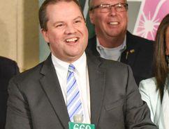 Wildrose president Jeff Callaway