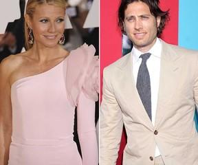 Gwyneth Paltrow and Brad Falchuk (WENN.COM)
