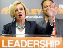 Rachel Notley, Alberta NDP  leader