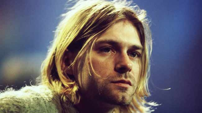 Kurt Cobain.   (Wikicommons)