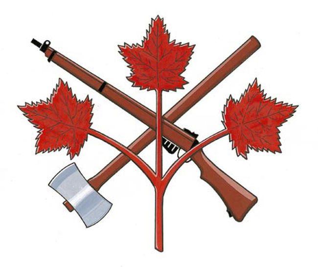 Canadian Rangers logo