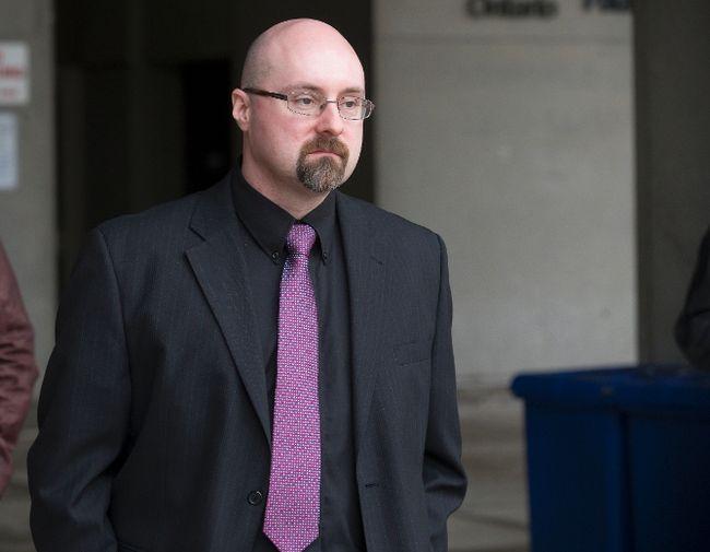 Ryan Jarvis (DEREK RUTTAN, Free Press file photo)