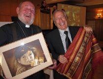 Padre Pio and Dr. John Di Toppa
