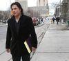 <p>Suspended Senator Patrick Brazeau leaves the Ottawa court house in Ottawa Thursday April 9,  2015. Brazeau was attending the Mike Duffy Trial in Ottawa Thursday. Tony Caldwell/Ottawa Sun/QMI Agency