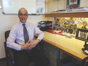 Gordon Giesbrecht, a.k.a. Professor Popsicle, won the Conservative nomination in Winnipeg South on  June 20, 2015.