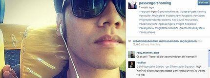 Passenger Shaming/Instagram