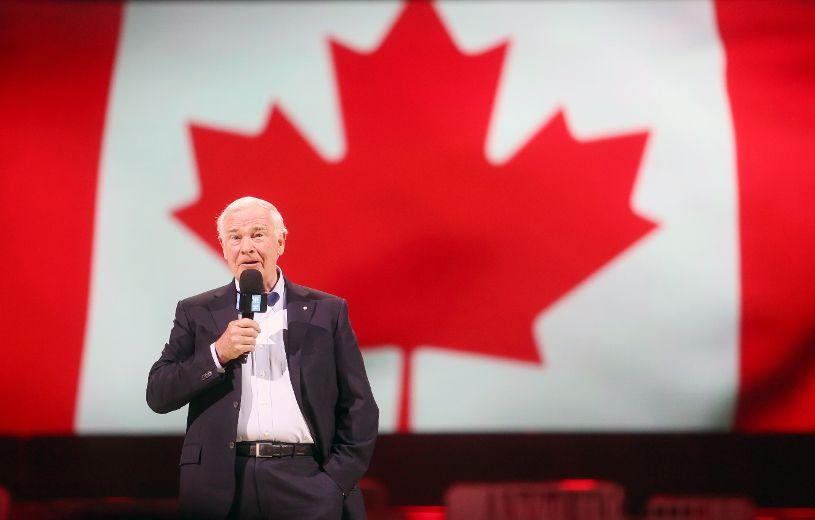 Governor General of Canada David Johnston (Postmedia Network)