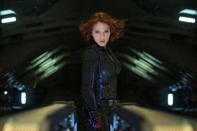 Black Widow (Scarlett Johansson).