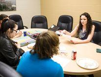Nicole Barrett, Whitecourt BGCC youth development co-ordinator, will be managing youth initiatives transferred from the Town of Whitecourt. Christopher King | Whitecourt Star | Postmedia Network