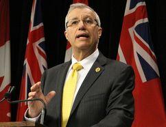 Ontario Progressive Conservative MPP Vic Fedeli. (Antonella Artuso/Toronto Sun)