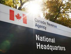 Canada Revenue Agency headquarters. (FILE PHOTO, POSTMEDIA)