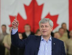 Prime Minister Stephen Harper. Brian Donogh/Postmedia Network