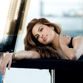 Eva Mendes is new face of Estee Lauder. (Instagram/Eva Mendes)